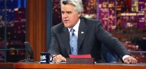Leno gives car to wounded vet
