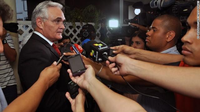 """Anuncian """"principio de acuerdo"""" para reanudar obras en el Canal de Panamá"""