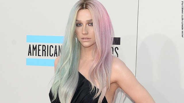 Ke$ha leaves rehab, 'happy to be back'
