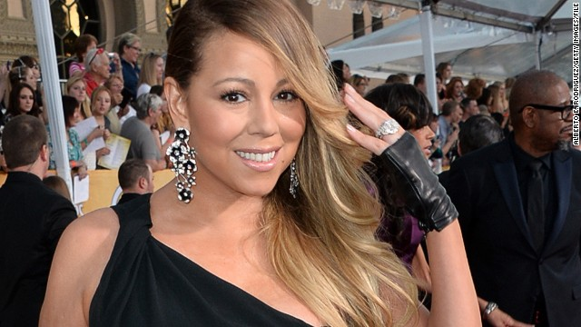 Mariah Carey on her new album and 'Idol' mistake
