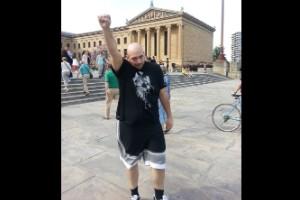 """De más de 200 kilos a """"Rocky"""""""