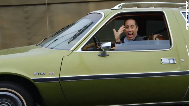 On Seinfeld which celebrity did George think his car once ...