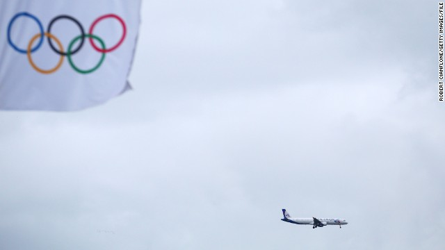 Airlines warned about possible toothpaste tube bombs ahead of Olympics