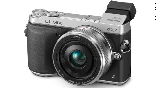 <strong>Panasonic GX7</strong>. The GX7 is heavier than a point-and-shoot but packs a sensor as large as those of DSLRs. A silent mode is great for keeping street photography discreet, while a chunky hand grip lends more stability.