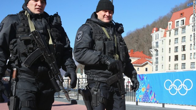 Countries unite to disrupt terror threats to Sochi Olympic Games