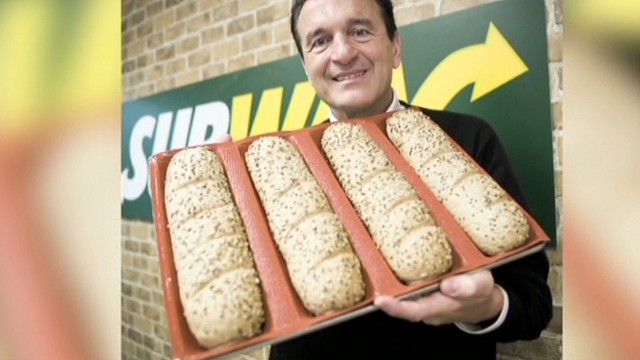 Subway removes controversial chemical from bread