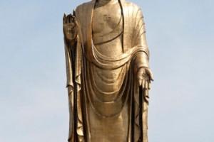 Buda del Templo de Primavera, China