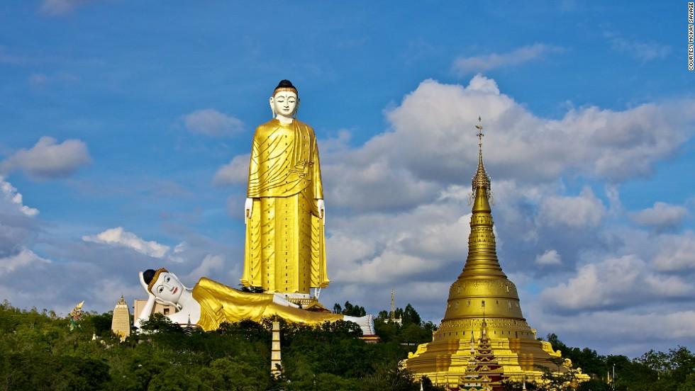Bodhi Tataung, Myanmar