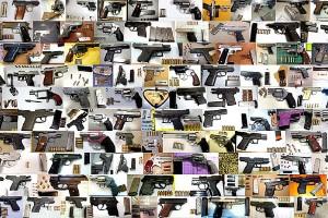 No empaques pistolas en tu equipaje de mano