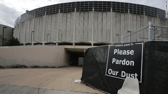 Houston-area voters voted down a 2013 referendum authorizing up to $217 million in bonds to turn the stadium into a giant convention center.