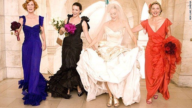 Pop culture\'s best wedding dresses
