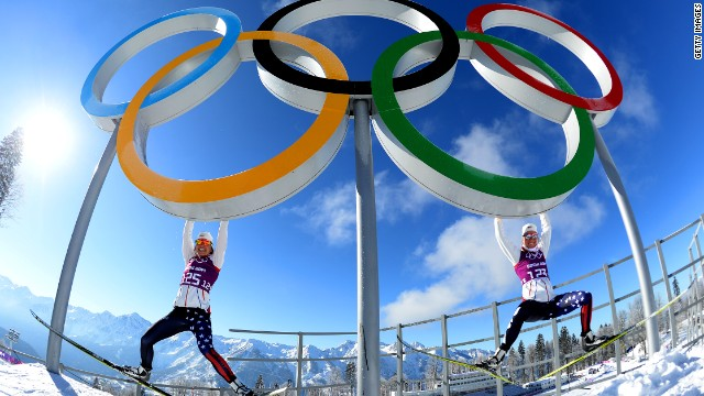 Terror fears at the Olympics