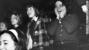 The show that launched a thousand screams: Beatles on \