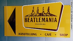 Hamburg: where the Fab Four learned to grind out tunes.