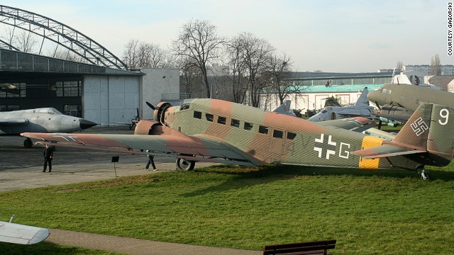 Communist-era aircraft dominate this collection in Krakow, Poland. It's located on one of the oldest military airfields in Europe.