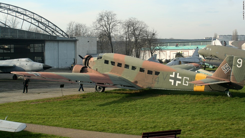 8. Museo de la Aviación Polaco