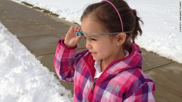 After a recent run of winter weather, kindergarten students at the Episcopal Academy used Google Glass to explain what they know about snowflakes. Powers created a blog, 365 Days of Glass, to record how students and educators at the school are using the product.