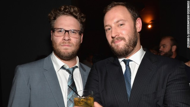 Seth Rogen and Evan Goldberg are on board to write the pilot of AMC's adaptation of