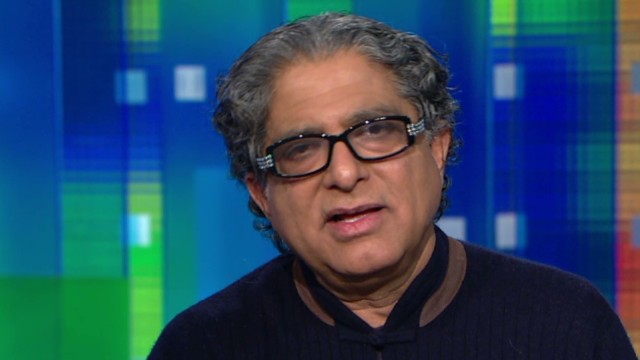 """Watching Ann Coulter On Jay Leno >> Deepak Chopra on Jay Leno's next chapter: """"He has to continue"""" – Piers Morgan - CNN.com Blogs"""