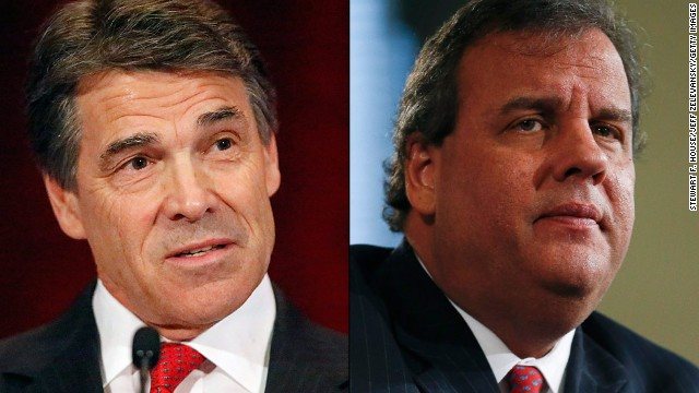 Christie, Perry to share table at event