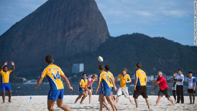 Rugby has become increasingly popular from Copacabana Beach to the rugby pitches of Rio de Janeiro and elsewhere