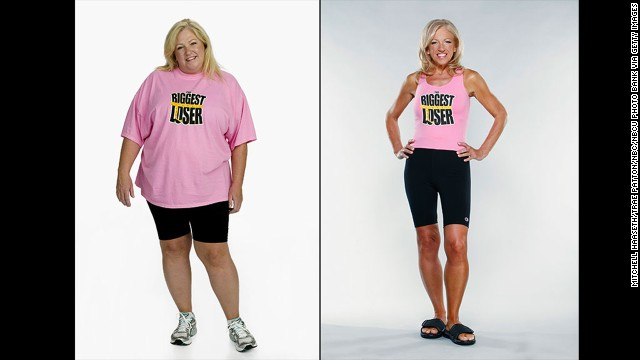 "Season 7 star Helen Phillips worked her way from 257 pounds to a finale weight of 119. After she won, Phillips treated her husband to a Las Vegas vacation and relished feeling confident enough to wear ""a cute bathing suit, strutting my stuff!"""