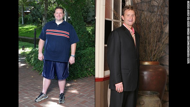 "The first ""Biggest Loser,"" Ryan Benson, dropped down to 208 after entering the competition weighing 330 pounds. In his Twitter bio, he said that he's ""gained some of the weight back, but have maintained my boyish good looks and cat like agility."""