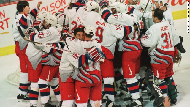 There is hope that, in order to grow the game internationally, the World Cup of Hockey will be revived. The U.S. won 5-2 win over Canada in the inaugural 1996 staging, but the follow-up in 2004 was its last.