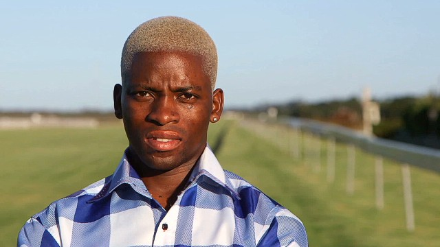S'manga Khumalo has already created history by becoming the first black jockey to win South Africa's most prestigious race, the Durban July. Now the 28-year-old has his sights firmly set on becoming the country's first black overall champion.