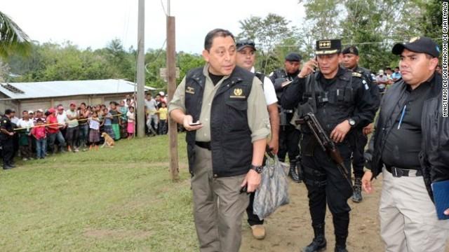 Masacre en Guatemala deja nueve muertos, incluidos una niña y una bebé