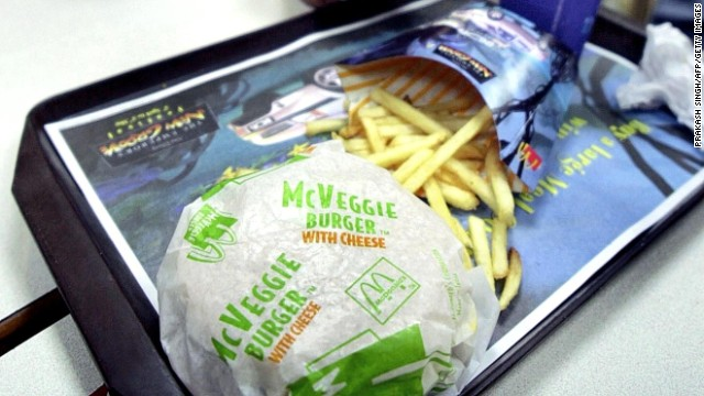 "In deference to Hindu and Muslim sensitivities, McDonald's restaurants in India serve no pork or beef products; instead they offer the chicken ""Maharaja Mac"" as a substitute to the traditional ""Big Mac"" beef burger."