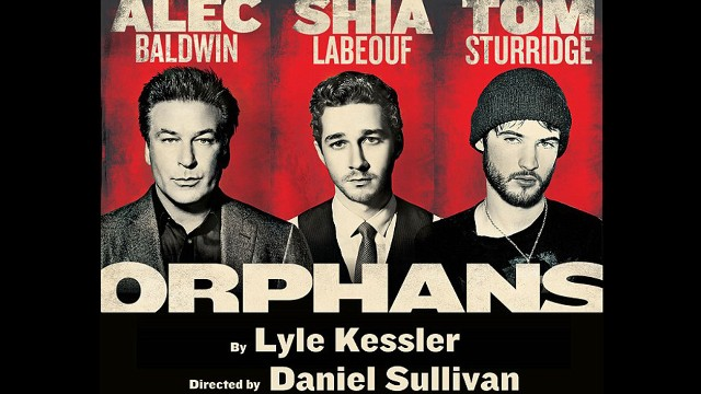 "In 2013, LaBeouf was poised to enter the world of theater with a Broadway production of ""Orphans"" that co-starred Alec Baldwin. Yet before he could make his debut on the Great White Way, the actor dropped out of the project over ""creative differences"" -- and then for reasons known only to him, decided to publicly share private correspondence about behind-the-scenes tension. He and Baldwin apparently had conflict ""as men. Not as artists, but as men,"" LaBeouf later said."