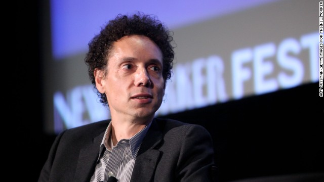 "Journalist Malcolm Gladwell is of Jamaican and Irish heritage. ""I'm of mixed race,"" he told CNN in 2011, speaking of what happened when he let his hair grow. ""The minute I began to look more like people's stereotype of a black male, (and) have a big Afro, I got stopped by police, and when I went through Customs at the airport, I would always get pulled out. I was getting speeding tickets left and right; it was really kind of a striking transformation in the way the world viewed me."""