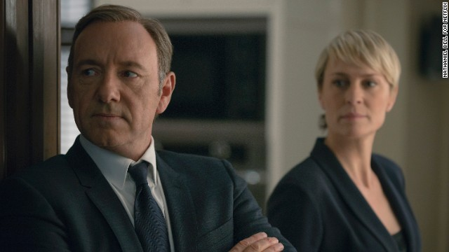 Netflix faces House of Cards backlash