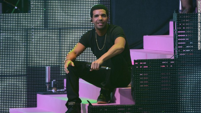 "Rapper Drake is the son of a black father and white Jewish mother. ""I'm all mixed up and people embrace that,"" he told the Village Voice."