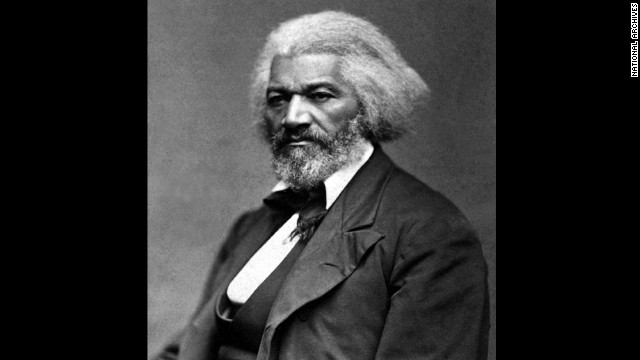 """My mother was of a darker complexion. ...My father was a white man,"" abolitionist Frederick Douglass wrote in the autobiography, ""Narrative of the Life of Frederick Douglass, an American Slave."""