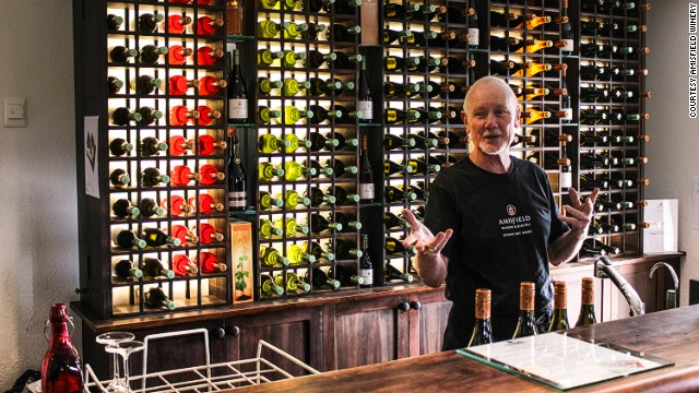The onsite bistro at Amisfield Winery, on Lake Hayes, is celebrated for both.