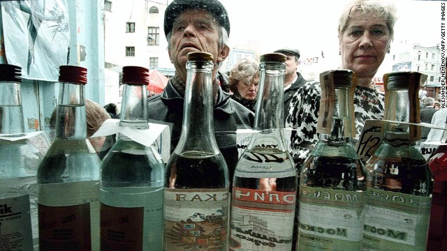 Yes, it's Russia's social lubricant of choice. No, not all Russians drink it and neither need you.