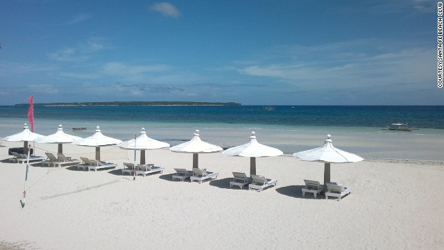If the crowds of Boracay turn you off, Bantayan Island has luxury comforts minus the action.