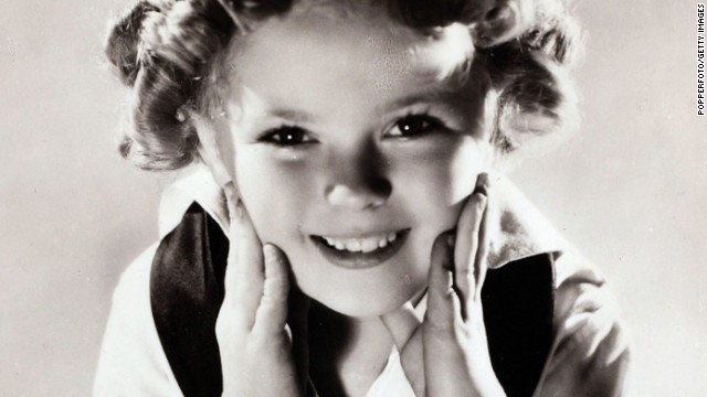 Hollywood child star <a href='http://ift.tt/1h7jfD0'>Shirley Temple</a>, who became diplomat Shirley Temple Black, died February 10 at her Woodside, California, home. She was 85.