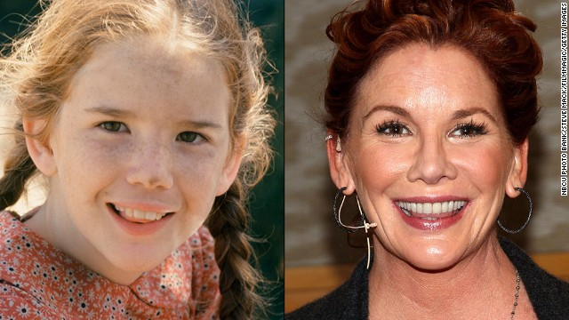 "Happy 50th birthday, Melissa Gilbert! Half-Pint may have hit the half-century mark, but the actress played the feisty, kind-hearted Laura Ingalls from the age of 9-19.To this day, Gilbert knows how to drive a stagecoach, a skill she mastered during the series. In recent years, Gilbert competed on ""Dancing with the Stars"" and authored a children's book. Gilbert married actor Timothy Busfield last year. The couple resides in rural Michigan."