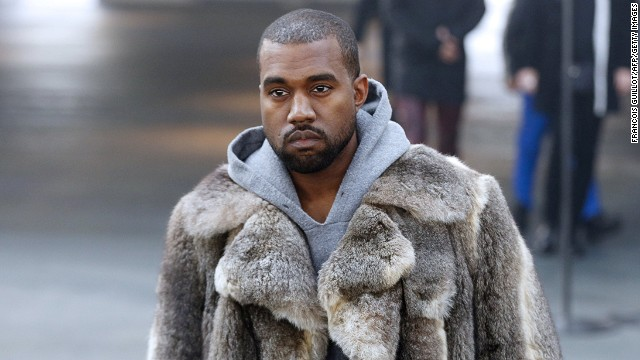 Kanye, post-'College Dropout': I'm the same guy