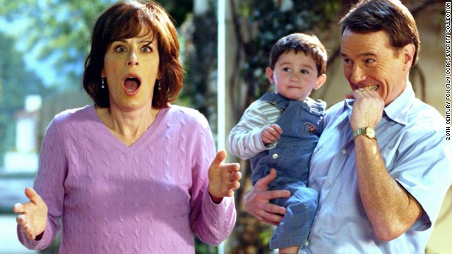 "Jane Kaczmarek as Lois Welker-Wilkerson, who works in a store, in ""Malcolm in the Middle."""
