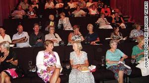Feel the Fellini: Arrowstone\'s very own arthouse cinema.