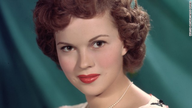 Famed Former Child Actress Shirley Temple Dies – New Day - CNN.com ...