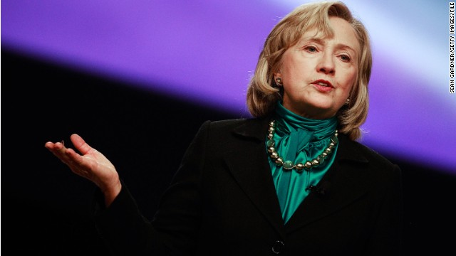 Clinton: Women's issues 'integral' to dealing with Syria, Libya