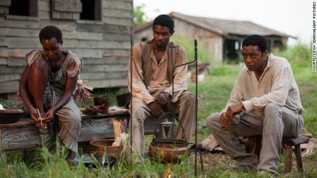 """12 Years A Slave"" chronicles the true story of Solomon Northup, a free black man who was kidnapped and sold into slavery."