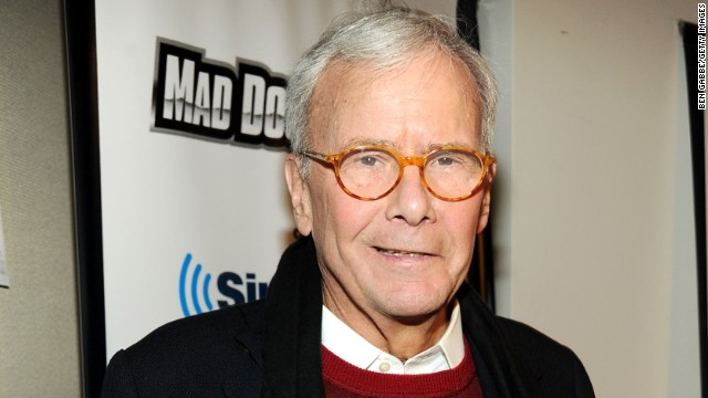 Famed journalist Tom Brokaw <a href='http://www.cnn.com/2014/02/11/showbiz/tom-brokaw-cancer/index.html'>revealed in February that he's been diagnosed with multiple myeloma</a>, a cancer which affects blood cells in the bone marrow.