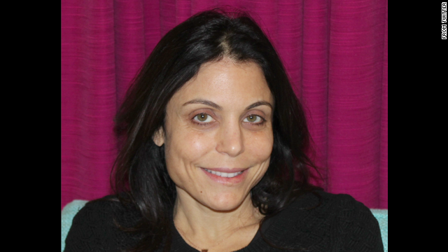 "Talk-show host Bethenny Frankel tweeted a picture of herself without makeup in February. ""This is my 'it's Monday' face, which looks very similar to my 'I'm exhausted and it's only Monday' face,"" she wrote."