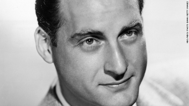 Sid Caesar was one of the first stars of television.